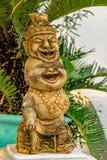 Muñecas del monje del niño Foto de archivo libre de regalías