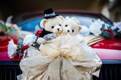 Muñecas del oso Imagen de archivo libre de regalías