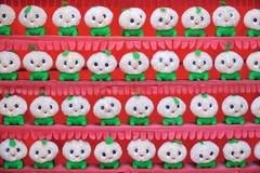Muñecas del paño imágenes de archivo libres de regalías