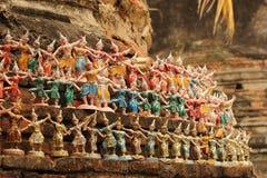 Muñecas en Tailandia Imagenes de archivo