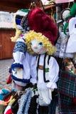 Muñecas hechas a mano fotos de archivo