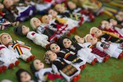 Muñecas hermosas Imágenes de archivo libres de regalías