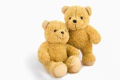 Muñecas preciosas del oso Imagen de archivo libre de regalías
