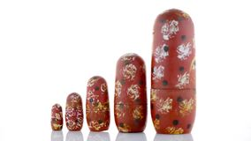 Muñecas rusas almacen de video