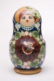 Muñecas rusas de la jerarquización Foto de archivo libre de regalías