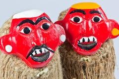 Muñecas tradicionales de Laos Foto de archivo
