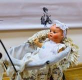 Muñecas viejas Fotos de archivo libres de regalías