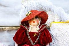 Muñecas viejas Imagenes de archivo