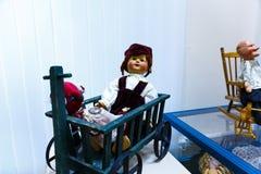 Muñecas viejas Imagen de archivo