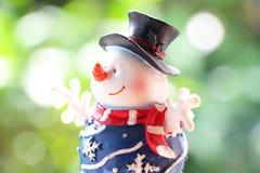 Muñeco de nieve imágenes de archivo libres de regalías