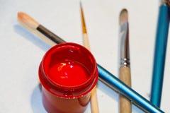 muśnięć czek budowy ilustracje więcej mój farba zadawalają portfolio Obrazy Royalty Free