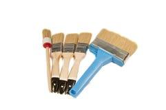Muśnięcia dla malować pracy Zdjęcie Stock