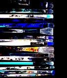 muśnięcie farba Fotografia Royalty Free