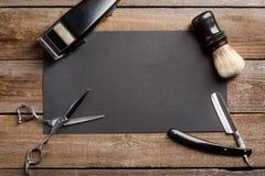 Muśnięcie i nożyce zdjęcia royalty free