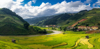 Mu Cang Chai Stock Photos