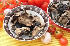 Mu-Err Mushrooms Royalty Free Stock Images