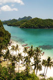 MU Ko Angthong Island.#5 Stockbild