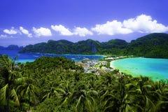 Mu Ko Phi Phi Royalty-vrije Stock Fotografie