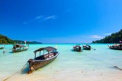 Mu Koh Surin park narodowy, Phang-nga, Tajlandia obrazy stock