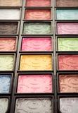 Mua Koloru Paleta, Fotografia Royalty Free
