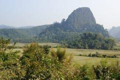 Muang Ngoi, Laos, Asia Royalty Free Stock Image