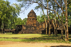 Muang Sing historical park Royalty Free Stock Photography
