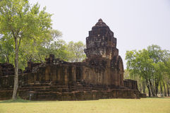 Muang Sing Historical Park Stock Photography