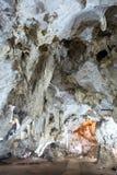 Muang sul corridoio della caverna Immagini Stock Libere da Diritti