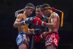 Muay Thai royalty-vrije stock fotografie