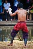 MUAY THAI royalty free stock photo
