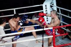 Muay Thai Royalty Free Stock Photos