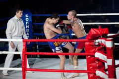 Muay Thai stock photo