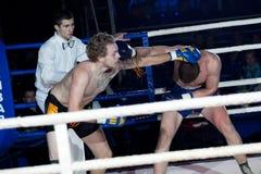 Muay Thai Royalty Free Stock Photography