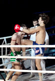 Muay Thai Royalty Free Stock Photos