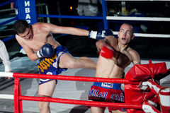 Muay Thai royalty free stock images