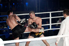 Muay Thai Stock Photography