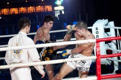 Muay Thai Royalty Free Stock Image