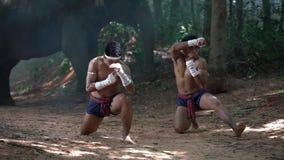 Muay Thai, the martial arts dance