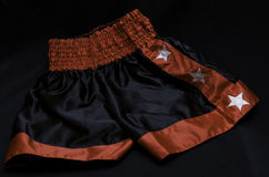 Muay Thai Shorts Royalty Free Stock Image