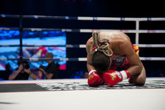 Muay Thai Way Kru Stock Image