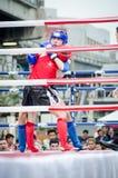 Muaythai University World Cup 2015 Royalty Free Stock Photo