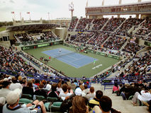 Mubadala Światowy Tenisowy mistrzostwo Abu Dhabi 2011 Fotografia Royalty Free