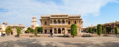 Mubarak Mahal Imagens de Stock Royalty Free