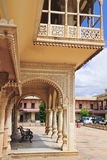 Palácio interno da cidade de Jaipur Fotografia de Stock Royalty Free