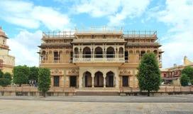 Mubarak Mahal in Jaipur. Royalty Free Stock Images