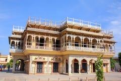 Mubarak Mahal in Jaipur City Palace, Rajasthan, India Royalty Free Stock Photos