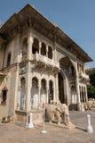 Mubarak Mahal Museum stock foto's