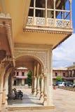 Binnen het Paleis van de Stad van Jaipur Royalty-vrije Stock Fotografie