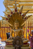 Gautama Buddha - Chiang Mai - Thailand stock photo