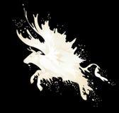Mucca di latte illustrazione di stock